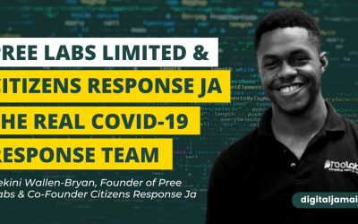 How Pree Labs & Citizens  Response Ja Is Helping Jamaica Win The Fight Against Covid